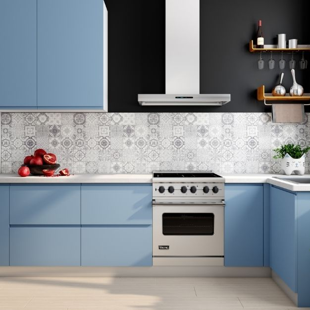 uses of chimneys in the kitchen